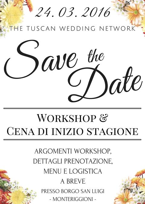 Workshop 24 Marzo 2016