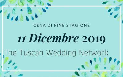 11 Dicembre 5° cena del Network – 4° Compleanno